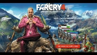 Far Cry 4 - Gameplay Demo - No Commentary Ps4 Conference
