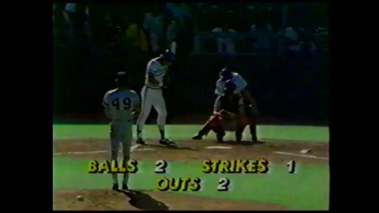 1980 ALCS Game 1 Yankees At Royals