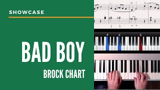 Bad Boy | Late Beginner Piano Solo