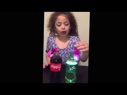 Nerds vs Pop Rocks Ashleys Private School Science Project 2016