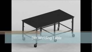 Me Diy Welding Table