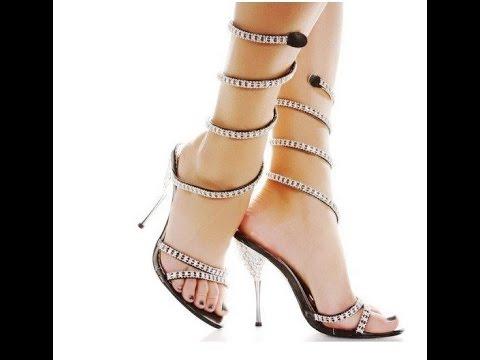 Top 10 High Heel Shoes for Trendy Women in 2014