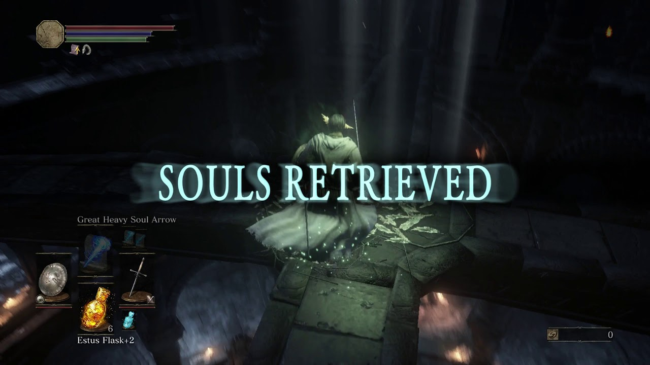 Dark Souls 3 How To Do The Tree Jump Glitch At Any Level Youtube