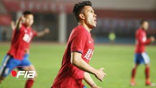 Javier Patiño - Henan Jianye 3-3 Chongqing Lifan - CSL 2015