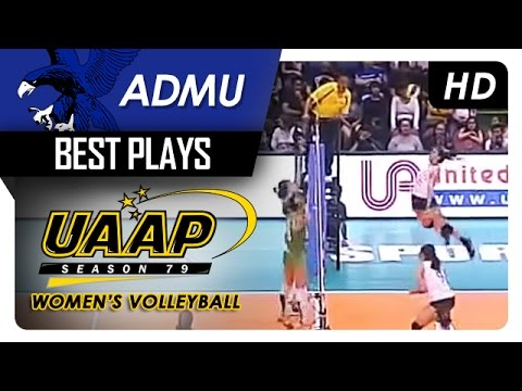 What a time to break out for Samonte! | ADMU | Best Plays | UAAP 79 WV