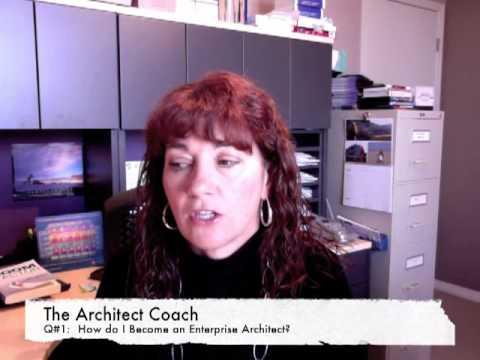 Top 10 Enterprise Architect Questions - Question#1 How Do I Become an Enterprise Architect