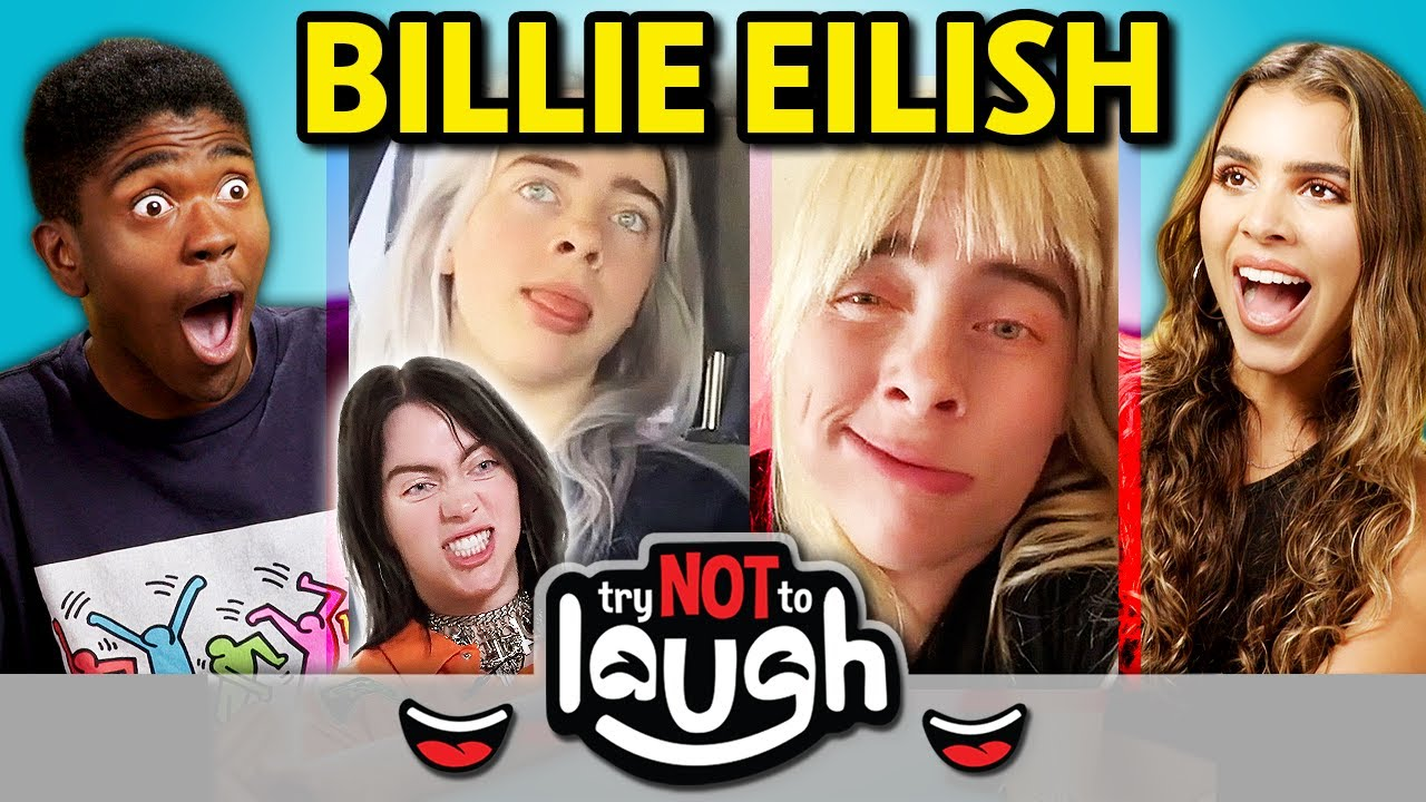Try Not to Laugh at Billie Eilish