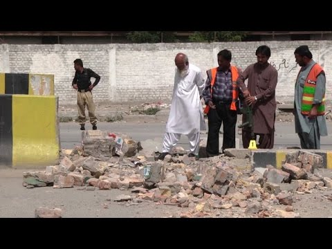 Several Injured In Pakistan Bomb Blast Days After Major Attack
