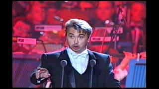 Dmitri Hvorostovsky: Largo al Factotum:  Barber of Seville: Rossini : Liverpool 1992