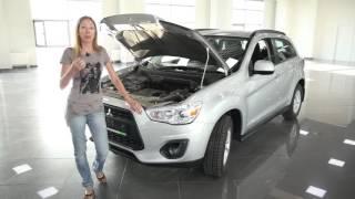 видео Рейсталинговый Mitsubishi Outlander 2014: цена, фото, характеристики