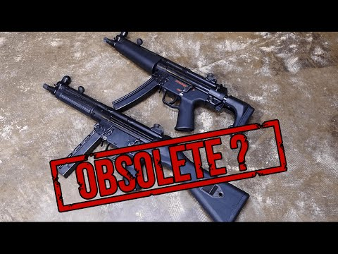 Are Submachine Guns Obsolete?