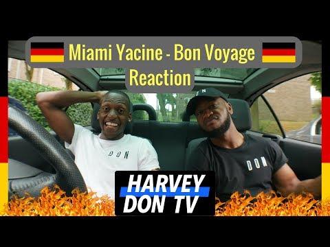 MIAMI YACINE - BON VOYAGE prod. by AriBeatz Reaction