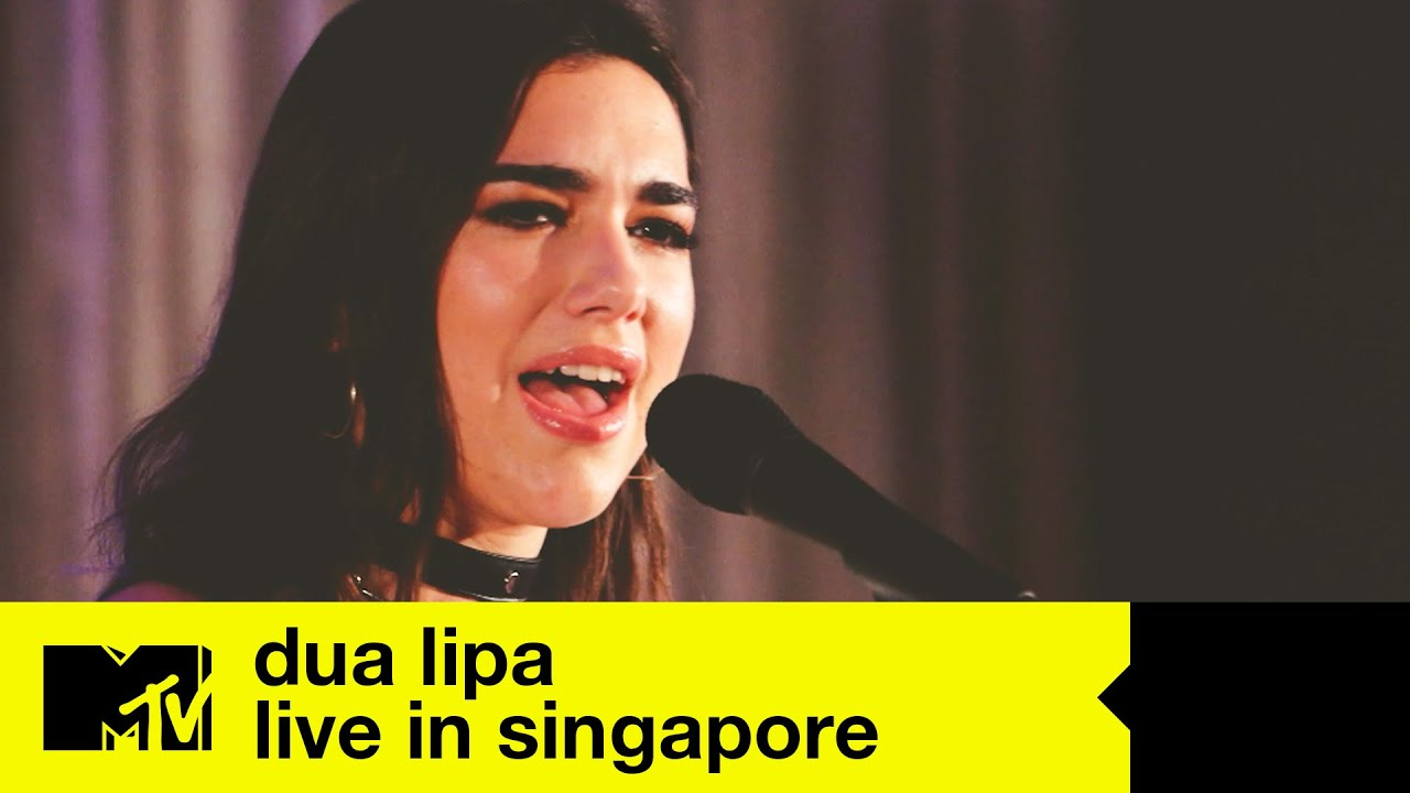 Download Dua Lipa - 'Lost In Your Light' (Early Performance) | Live In Singapore | MTV Asia