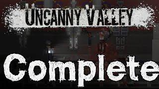 Uncanny Valley Full Game Walkthrough / Complete Walkthrough