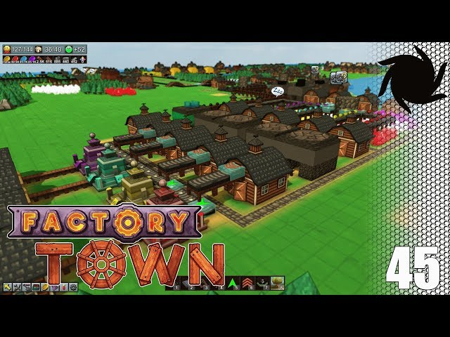 Factory Town - S02E45 - Shiny and New