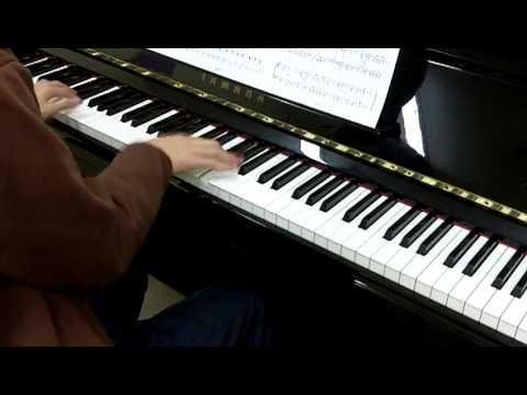 ABRSM Piano 2011-2012 Grade 5 C:3 C3 Bloch Ten Pieces for Children No.5 Joyous March