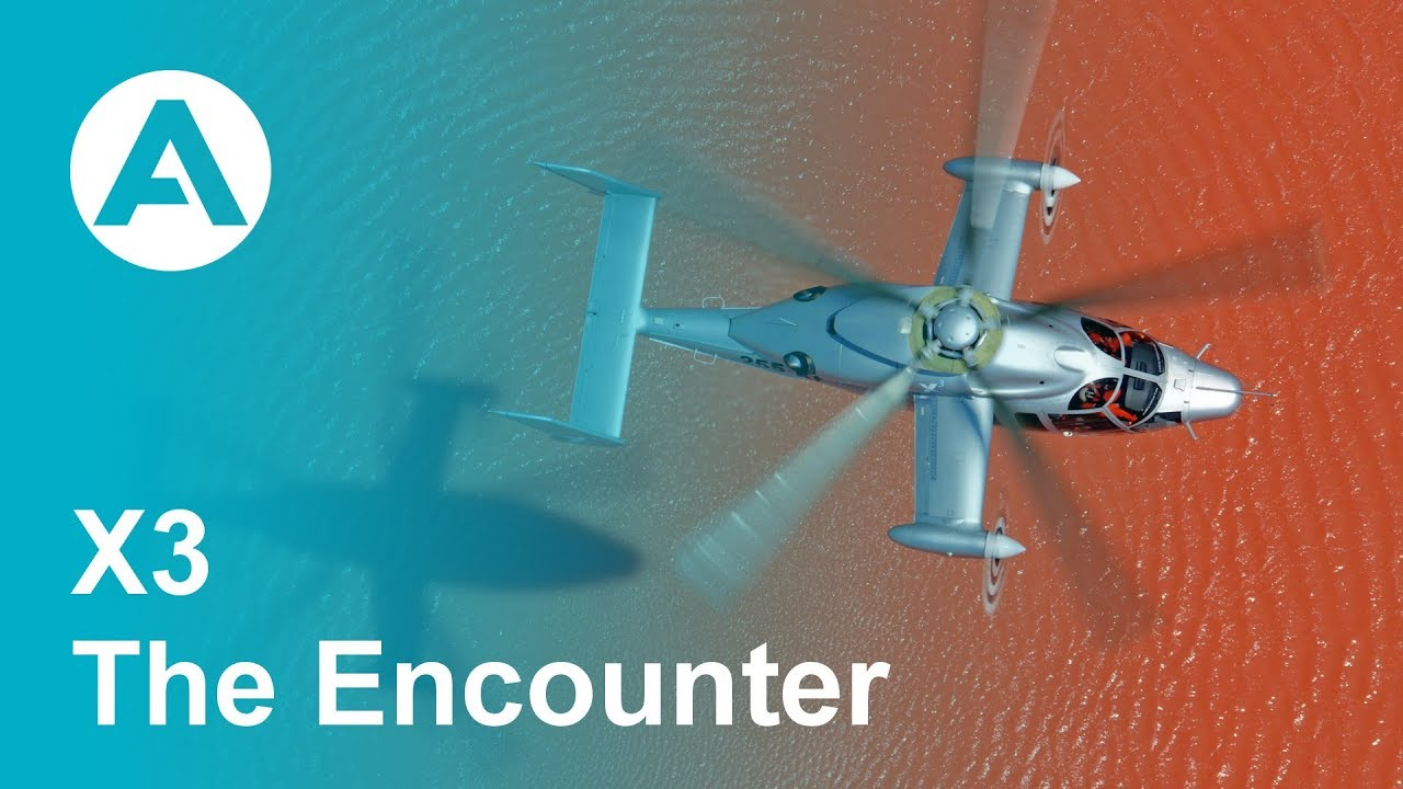 Airbus Helicopters X3: The Encounter