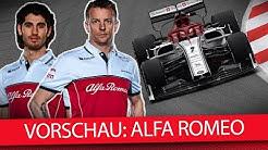 Alfa Romeo: Die heimlichen Stars - Formel-1-Saisonvorschau 2019 (Talk)