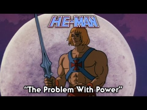 He Man - The Problem With Power - FULL episode