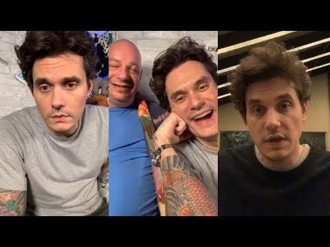 John Mayer  Instagram  Stream  3 February 2019 CurrentMood