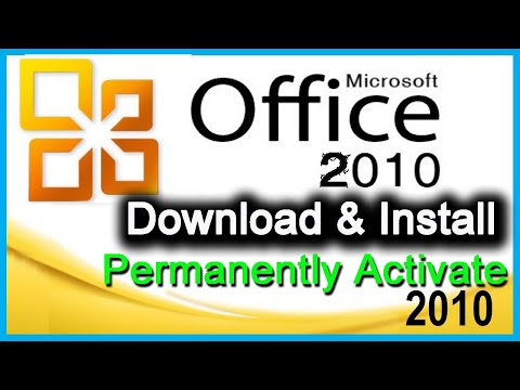 How To Download Microsoft Office 2010 Full Version With Key For Free MS Office 2010 Free Download