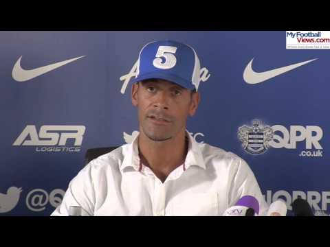 Rio Ferdinand: I'll pay Dunne back for #5 shirt