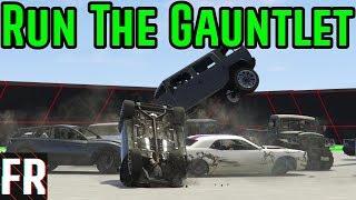 Gta 5 Challenge    Run The Gauntlet