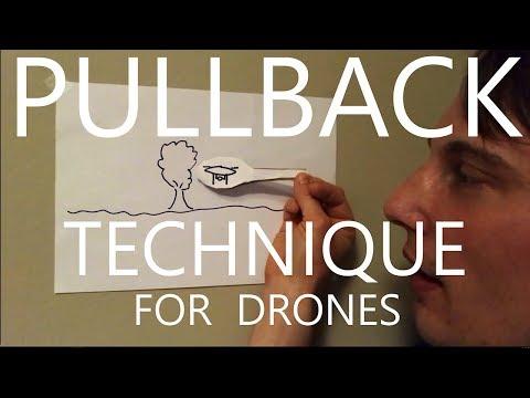 How to drone BACKWARDS like a BOSS - Ken Heron