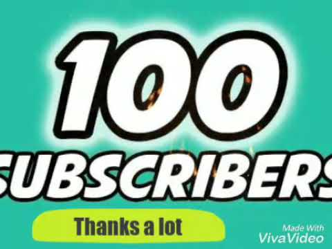 Thank you 150+ Subscribers