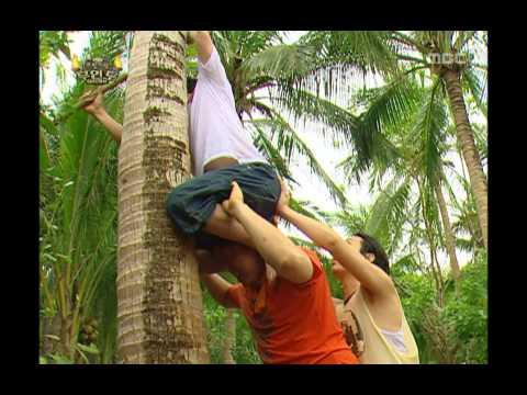 Infinite Challenge, A Desert Island(1) #06, 무인도 특집(1) 20070623