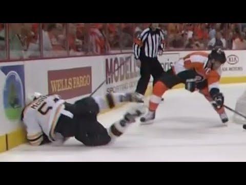 NHL Hit Fails