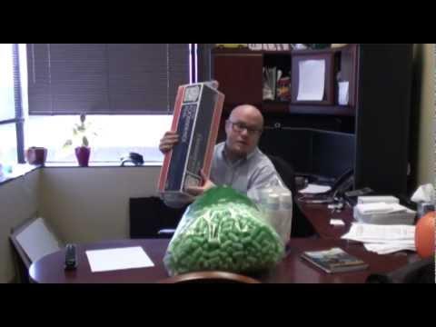 Air Horn Office Chair Prank FunnyDog TV