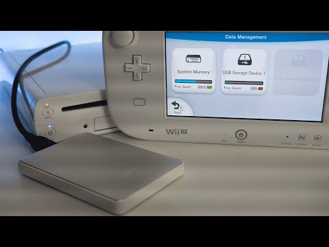 BEST (CHEAP) External USB Hard Drive for the Wii U (XBOX ONE PS4)