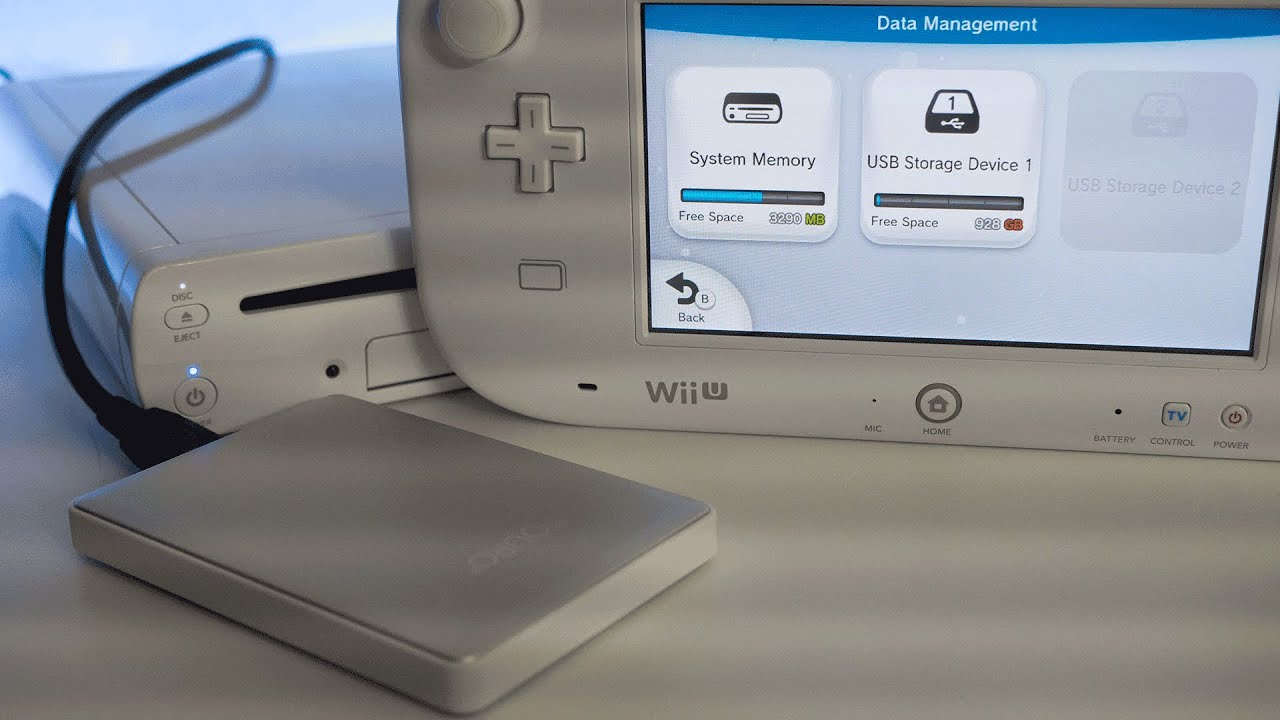 Using Usb Stick On Wii U