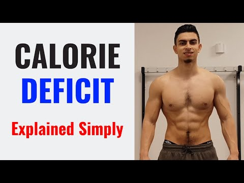 How To Create A Calorie Deficit   Fat Loss Explained