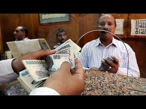 L Egypte Laisse Flotter Sa Monnaie La Livre Perd Un Tiers De Sa Valeur Economy