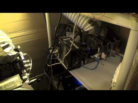 Butterfly Labs Bitcoin Mining Rig Video Contest