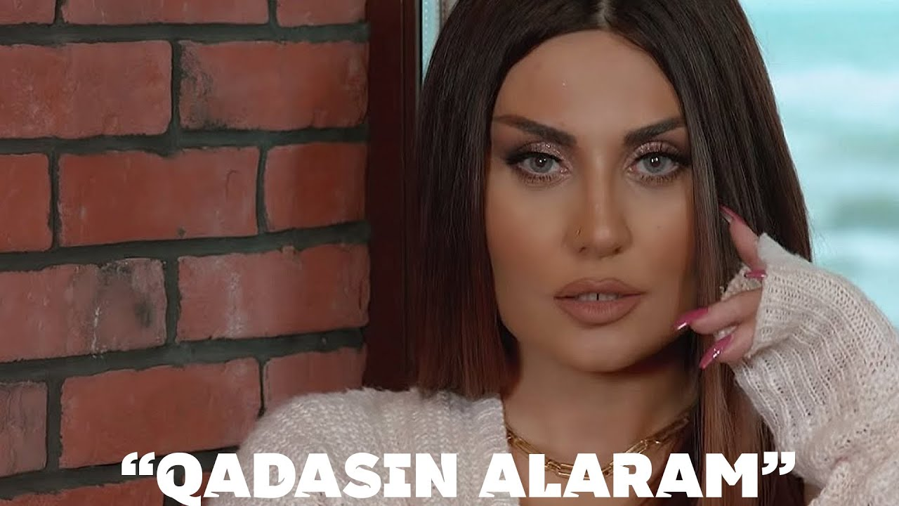 Şebnem Tovuzlu - Qadasın Alaram (Official Music Video)