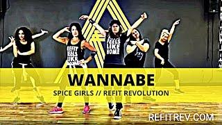 """Wannabe"" || Spice Girls || Cardio Fitness || REFIT Revolution"