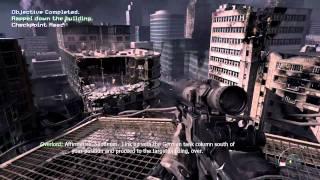 Call of Duty Modern Warfare 3-Mission 14