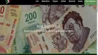 Cómo cobrar en mexicanos UNIDOS