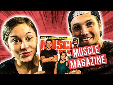 WE TRAINED LIKE BODYBUILDERS FOR 30 DAYS | Shawn and Andrew