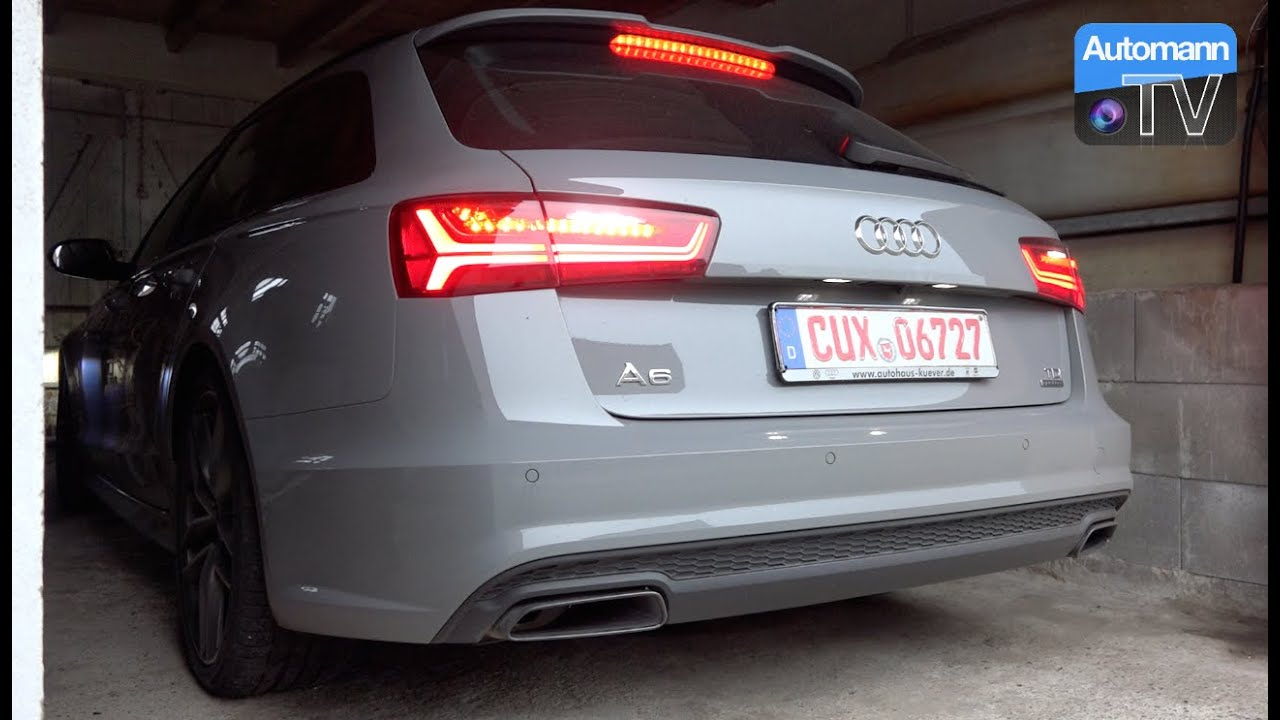 2016 audi a6 avant 3 0 tdi competition 346hp pure for Lunghezza audi a6 avant 2016