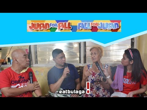 Juan For All, All For Juan Sugod Bahay | April 20, 2018