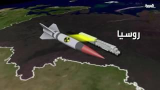 سباق التسلح يعود بين القطبين.. قطار روسي نووي