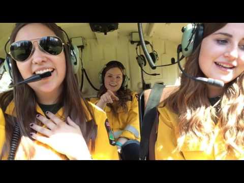 Helicopter Karaoke!
