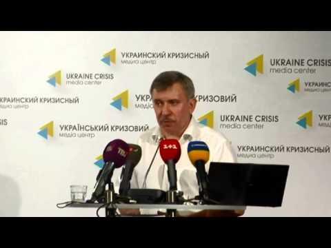 (English) Ukrainian gas transport system. Ukraine Crisis Media Center, 4th of August 2014