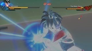 My first PVP match | Dragon Ball Xenoverse 2 (HD)