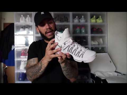 Unboxing Nike Lab KD 9 Elite Pearl Pink