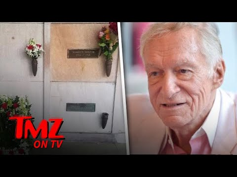 Hugh Hefner Laid to Rest in Private Ceremony with Kids, Crystal and Playboy Staffers | TMZ TV